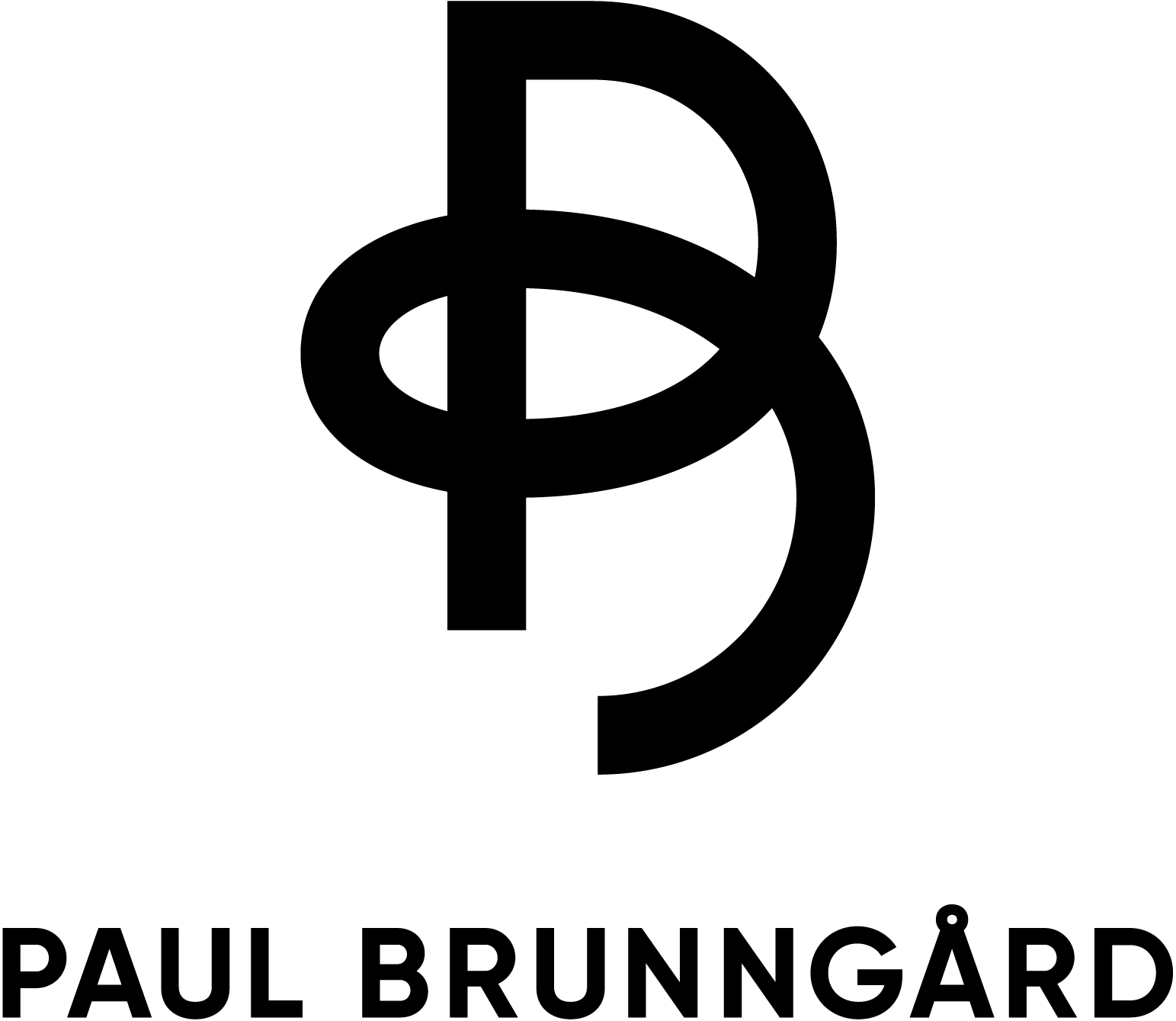 Paul Brunngård logo